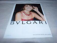 CARLA BRUNI - PUBLICITE BULGARI ROMA 2 !!!!!!!!!!!!!!!!!