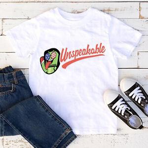 Unspeakable T-Shirt Kids Boys CWC Youtuber Merch Ninja Gaming Gamers Tee Gift