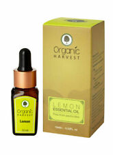 Organic Harvest Lemon Essential Body Oil 10ml