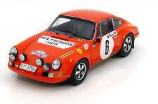 Spark Porsche 911S Winner Rally Monte Carlo 1970 Waldegard/Helmer #6 1/18 Scale