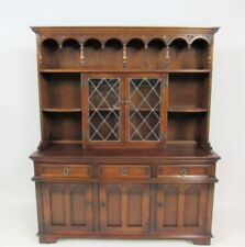 Old Charm Solid Wood Welsh Dressers