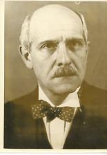 François Pietri Vintage silver print,François Pietri est un homme politique fr