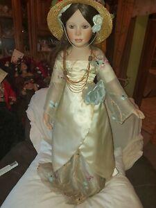 Künstlerpuppe Geraldine 80cm von Ruby Doll Collection