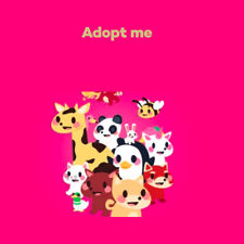 Adopt Me Pets (Lot of Neon, Mega and Normal, Fr, R and Collectibles) Roblox