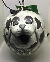 Songbird Essentials Hand Painted Gord-O Mutt Birdhouse SE0880071 - New