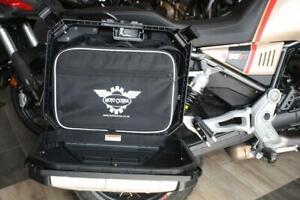 Moto Guzzi V85 TT V85TT Inner Pannier Bags ( Pair )