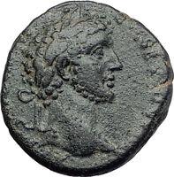 COMMODUS son of MARCUS AURELIUS 177AD Antioch Original Ancient Roman Coin i58048