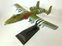 Fairchild A-10C Thunderbolt II 1/100 Die-cast Model Michigan ANG Air Fighters 28