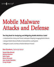 Mobile Malware Attacks and Defense-ExLibrary