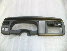 1997-2000 Dodge Dakota Durango Instrument cluster bezel radio surround panel