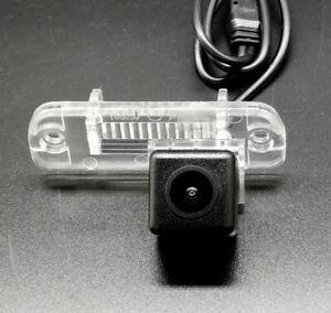 HD Car Rear View Camera For Mercedes-Benz CLS E C-Class W203 W211 W219 ML350 R63