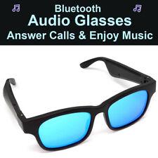 🎵 Smart Polarized Sun Lenses Glasses Bluetooth Sunglasses Earphones 🎵