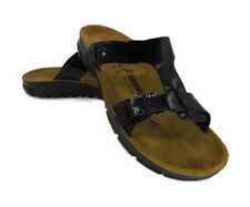 [0263183] Birkenstock Sofia (Black Patton) [Narrow Fit] Women's Size 8 (EUR 39)