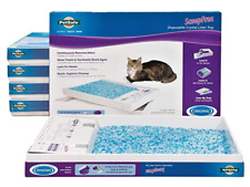 PetSafe ScoopFree Self-Cleaning Cat Litter Box Tray Refills - Premium Blue - New