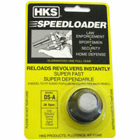 HKS Speedloader For Colt Agent, Cobra, Det Spec, Diamondback In .38 Special