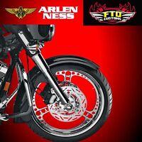 Arlen Ness 06-723 Wrapper Front Fender