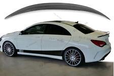 für Mercedes cla w117 spoiler Carbon heckspoiler becquet levre trunk lid bodykit