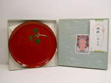 "Vintage Oriental 11.5"" Decorative Serving Dish Plate"