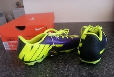 Nike kid JR Mercurial Victory IV FG Soccer Shoes 4.5Y(Boots) Size Uk4 Eruo 36.5