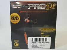 ISOtunes PRO 2.0 Noise Isolating Bluetooth Earbuds with Storage Case