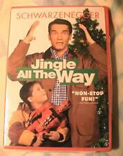Jingle all the Way DVD Starring Arnold Schwarzenegger