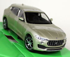 Nex 1/24 Scale - 2016 Maserati Levante Metallic Gold Diecast model car