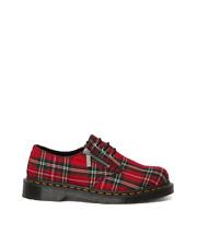 Dr. Martens 1461 Zip Tartan Fabric Casual Shoes Multicolor 26213615 Uk5