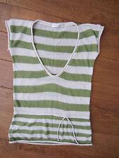 Topshop Tie Short Sleeve Jumpers & Cardigans for Women