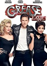 Grease Live (2016, DVD New)