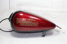 1987 10th Anniversary Harley FXLR gas fuel tank FXR Low Rider red black EP22476