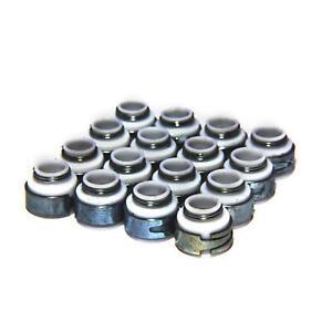 COMP Cams 503-16 Valve Stem Seals, PTFE, .530 Inch, 11/32 Inch, Set/16