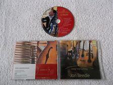 JON BEEDLE - Long Time Coming, CD Album 2005, Bonus Video (Making Of The Album)