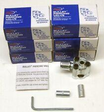 "BPV31-6 PACK SUPCO Bullet Piercing Valve for 1/4"" 5/16"" & 3/8"" Tubing 3-n-1"