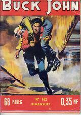 BUCK JOHN N°162 DE 1954  EDITIONS IMPERIA