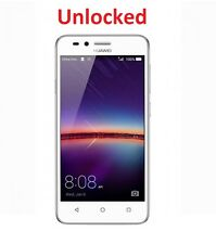 "Huawei Y3II LUA-L02 White 4G 4.5"" 5MP Unlocked Android"