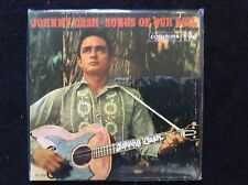 Johnny Cash - Songs of Our Soul - Import CD - Brand New