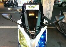 KYMCO XCITING 400 / XCITING 250/300/500 (YZF-R15) FRONT MOUNTED SQUARE MIRRORS
