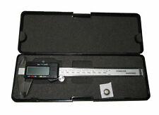 "RDGTOOLS 150MM / 6"" DIGITAL VERNIER CALIPER MM / IMP / FRACTION"