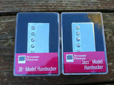 Seymour Duncan JB Jazz Hot Rodded PICKUP SET Humbucker SH-4 SH-2n Nickel - NEW