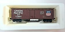 Walthers Trainline Union Pacific 113803 Track Cleaning Car new in damaged box