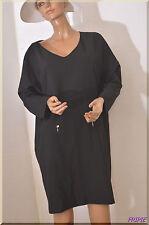 Robe noire BRIEFING grande taille 46 ref 071768