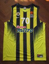 Canotta DATOME FENERBAHCE basketball jersey trikot camiseta FIBA maglia basket