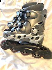 Adjustable Size 4-1 Inline Roller skates Kids Boys Girls Youths Good Condition