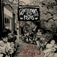 GENTLEMENS PISTOLS Hustler's Row 2015 10-track CD album NEW/SEALED