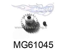 MG61045 PIGNONE MOTORE  DA 27 DENTI MODELLI 1/10 GRANO 3mm MOTOR GEAR 27T HIMOTO