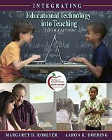 Integrating Educational Technology into Teaching Paperback M. D. Roblyer
