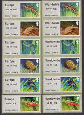 WINCOR POND LIFE EU & WW 60g RATES IN MATCHED SETS/6 FS61b FS64b POST & GO