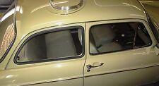 Barra Cromada Tubería para Carril de lluvia Techo VW Tipo 3 1500 1600
