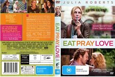 EAT PRAY LOVE-Juliet Roberts-Region 4-New AND Sealed