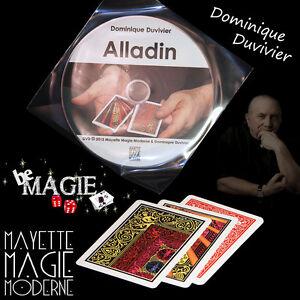 DUVIVIER - Alladin + DVD  - Magie - Bicycle